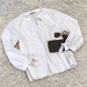 NWT Madewell Pullover Blouse